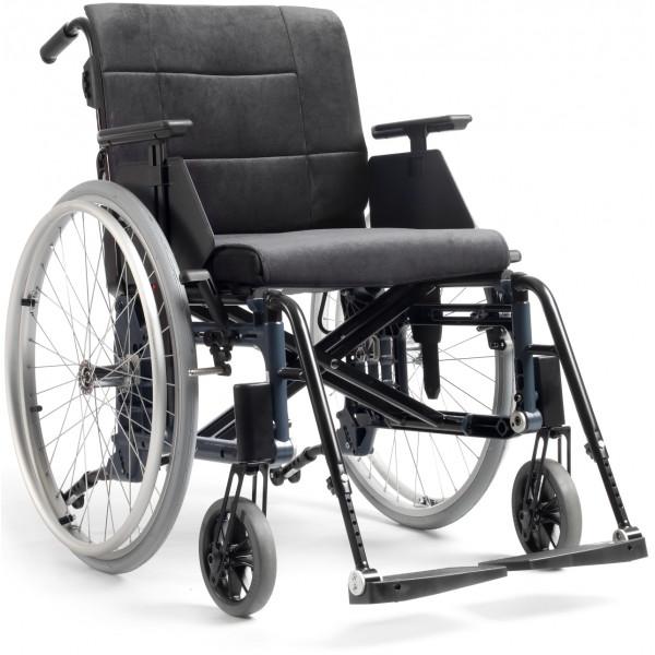 كرسي سويدي قابل لتعديل الكفر مقاس 18